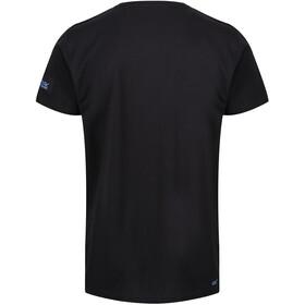 Regatta Calton T-Shirt Uomo, black